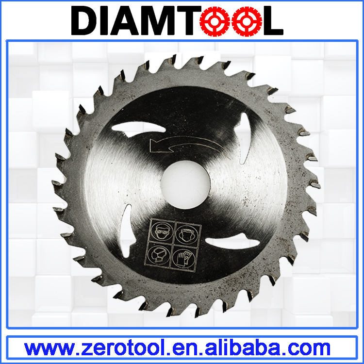 Wood Cutting Tct Metal Saw Blade