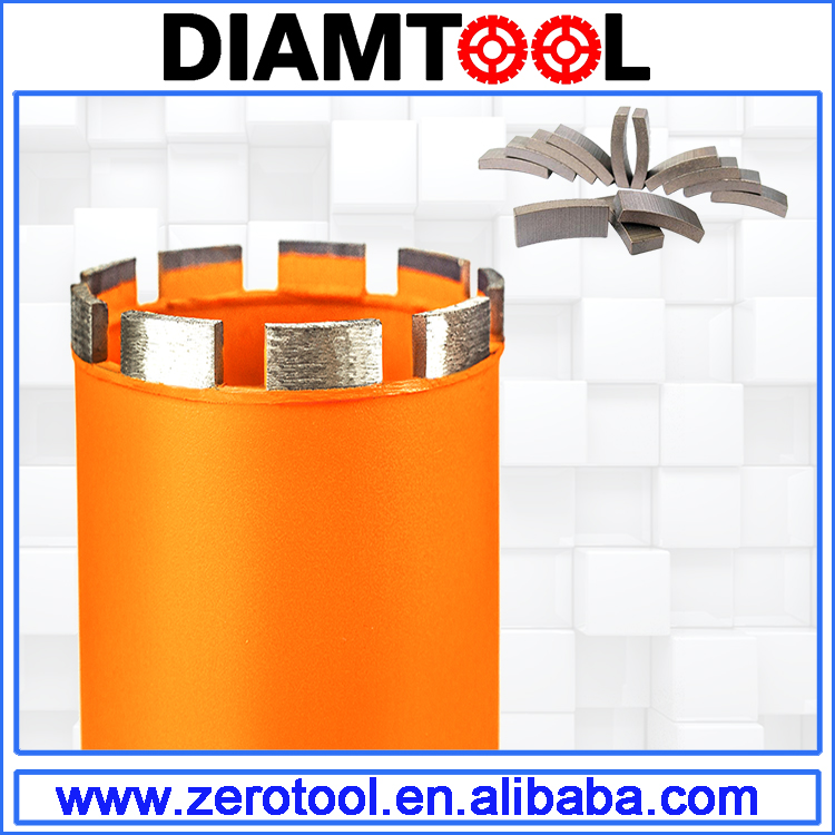 Well Drilling Impregnated Diamond Core Bit