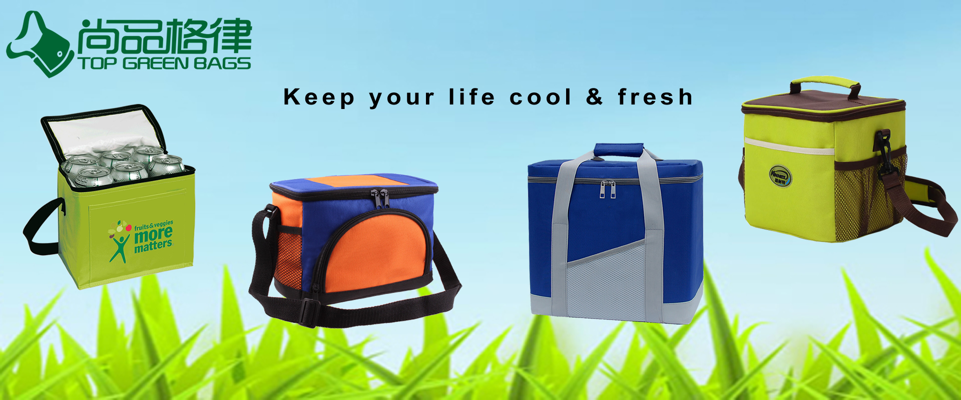 China Small Cooler Bag Supplier
