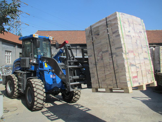 CE wheel loader ZL18