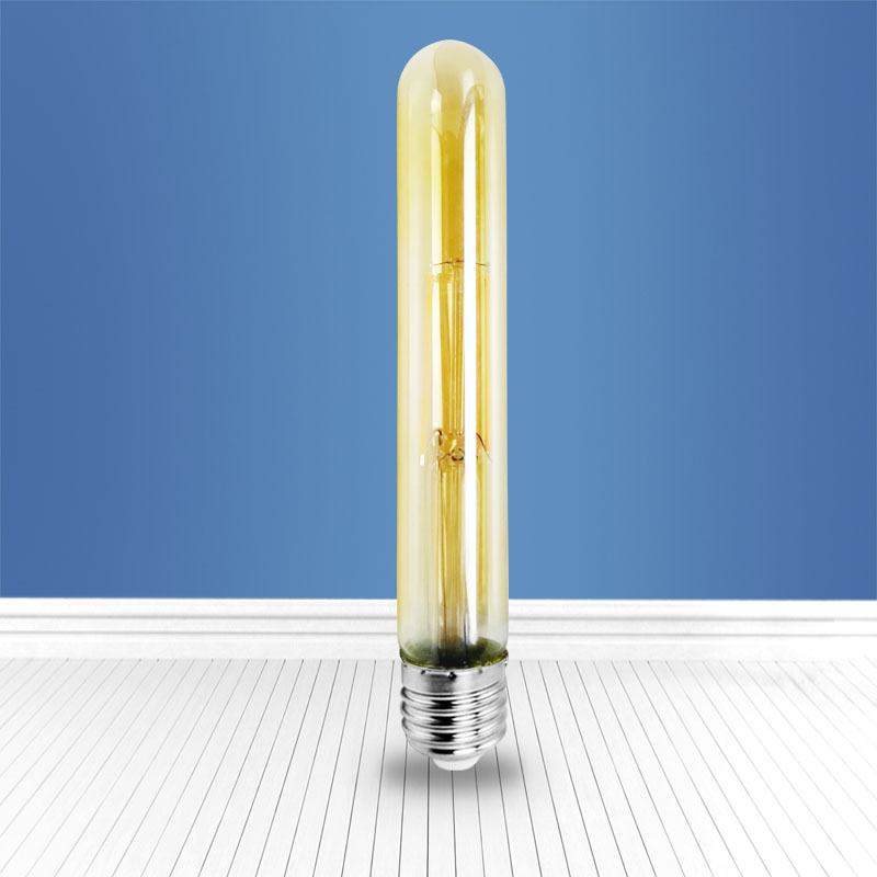 filament glass bulb T26 4W