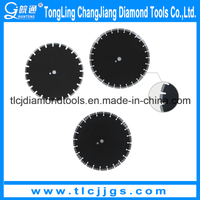 Laser Dry Asphalt Diamond Saw Blade