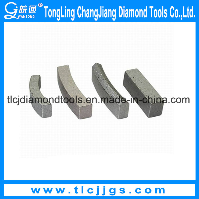 High Quality Diamond Cutting Segment for All Kinds Stone