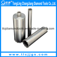 Hot Pressed Diamond Tip Drill Bits with Turbo Segment