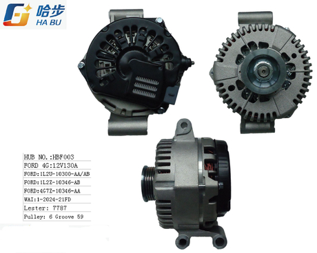 AC / Auto Alternator for Ford 4G OEM: 4G7u-10300-AA, 12V 130A