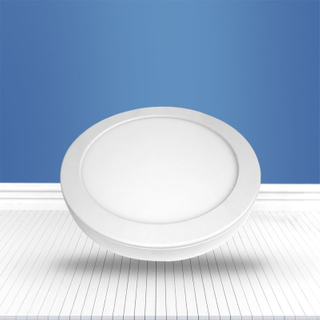 Round surface mounted panel light 12W