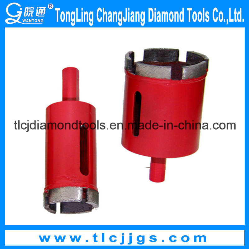 "1 1/4""Unc Diamond Core Drill Bit for Stone Drilling and Cutting"