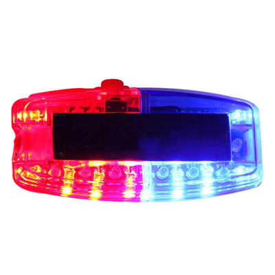 Police Shoulder Warning Light