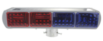 Solar Flashing Alerting Light