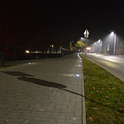 Solar Embedded Road Stud Project in Russia