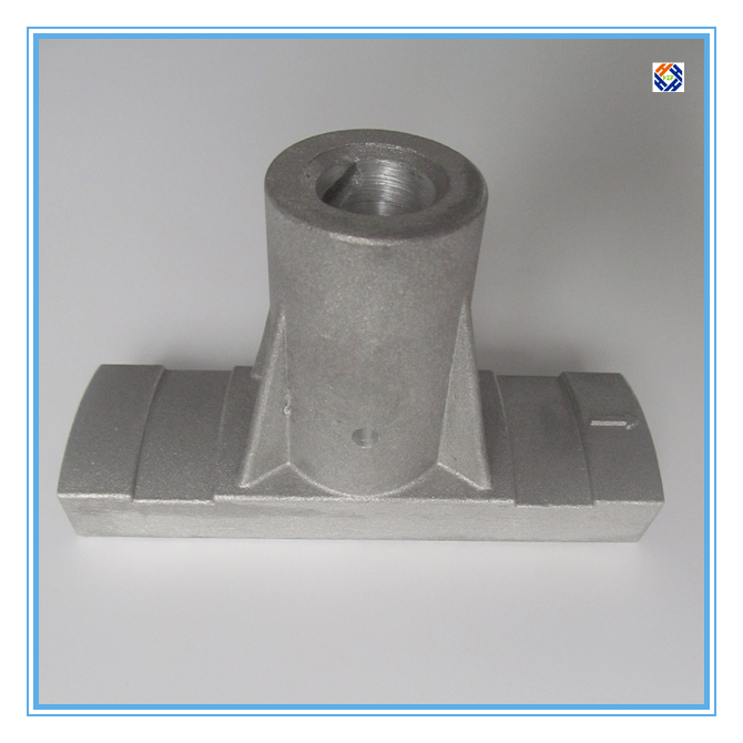 Aluminum casting street sign bracket and banner bracket