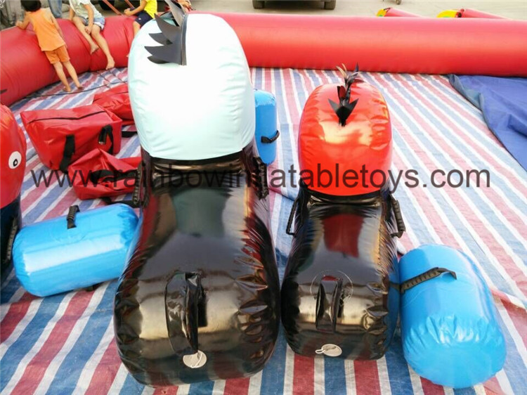 Horse And Water Bag For Inflatable Water Game