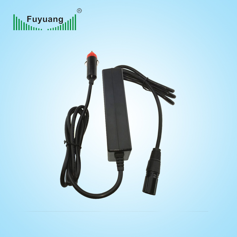 Input 12V/24V Car Charger DC 29.2V2A Lead Aicd Battery Charger with CE ROHS
