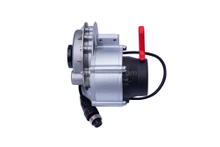 24V DC Brushless Motor for Electric Wheelchair