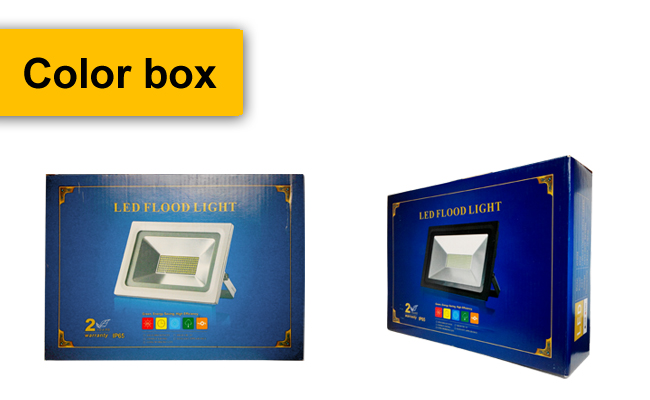 New High Lumen Super Slim Floodlight with IP65