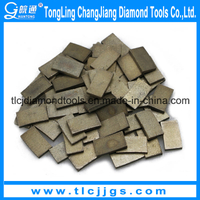 Wet Cutting Diamond Granite Cutting Blade Segment