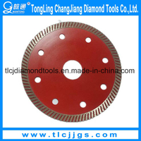 Limestone Cutting Diamond Saw Blade for Dry Use