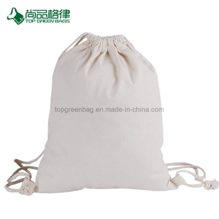 Custom Gift Grocery Cotton Shoe Storage Bags with Drawstring