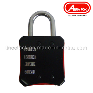 Zinc Alloy Combination Padlock 50mm 4 Digit (509)