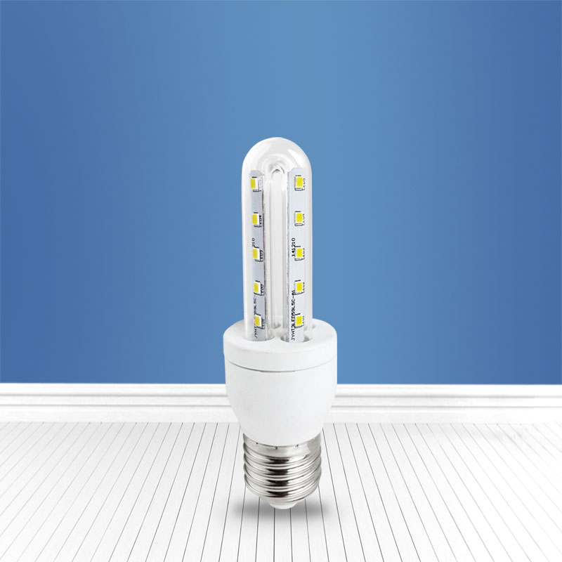 2U 8w E27 Shape Bulb JINGYING LED