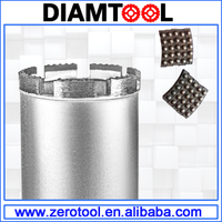 Impregnated Diamond Drilling Tools for Hard Rock
