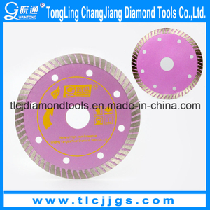 Fast Cutting Turbo Type Brick Wall Cutting Tools