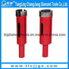 Hard Rock Diamond Drill Bits for Dry Use
