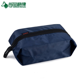Newest Travel Tote Shoe Bag Custom Polyester Dust Bag (TP-SB056)