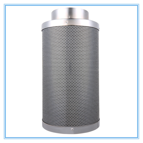 Carbon bed depth 38mm hydroponic carbon filters
