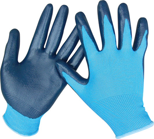ANTI-OIL NITRILE GLOVES