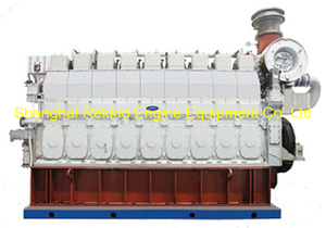 2250HP-2600HP Zichai medium speed marine diesel engine (LC9250)