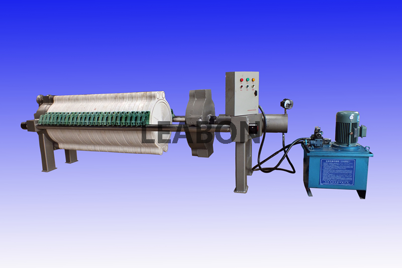 Best Selling Filter Press For Gelatin Processing