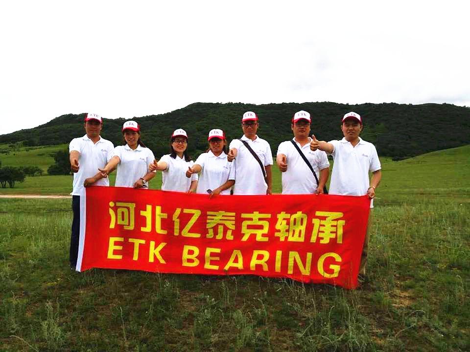 ETK Bearing-Employee Relation