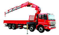 SQ16ZK4Q truck-mounted crane