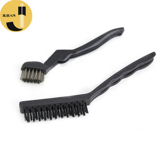 G09 Nylon Brush with Plastic Handle