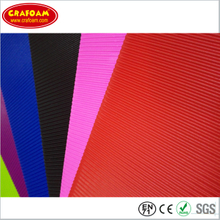 Glossy Color Corrugated Paper