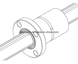 Lf Ball Spline/Linear Motion Spline/Linear Ball Spline with Flange Nut