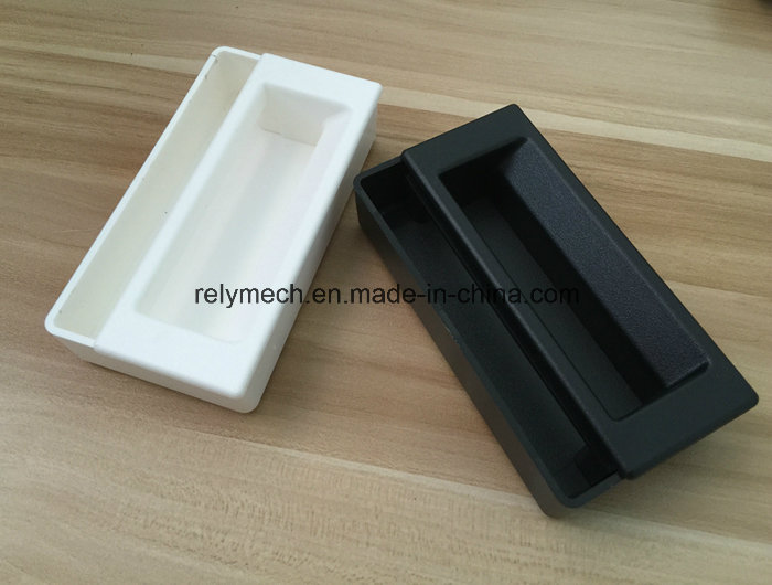 Two in One Plastic Cabinet Handle/Door Handle