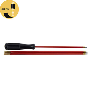 G16 3Pcs Pvc Coat Steel Rod