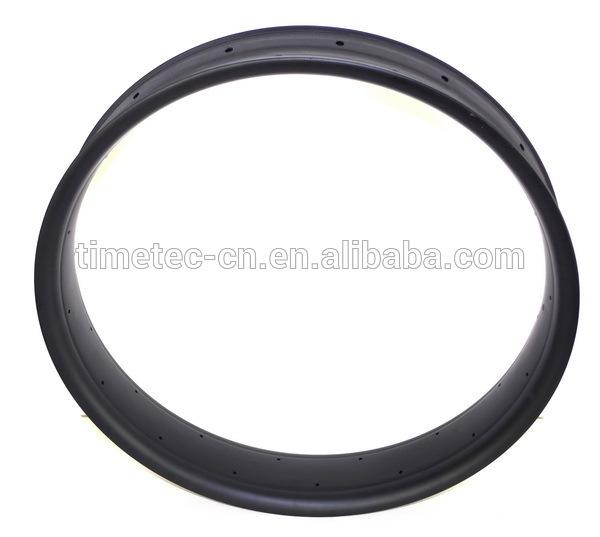 Fat tire carbon rims 26er 100mm width