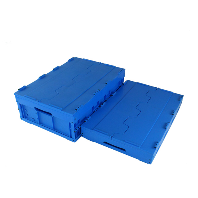 Collapsible container with lid 600x400x210