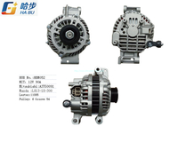 100% Premium Quality New Alternator for 2.3 2.3L Mazda A3tg0091 L813-18-300 Lester: 11005