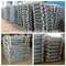 warehouse mesh box wire cage metal bin storage container