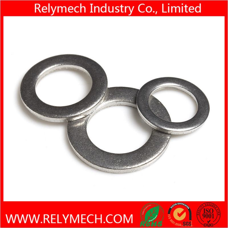 Stainless Steel Flat Round Washer, Small Washer