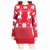 Unisex Adults Ugly Christmas Sweater Jumpers with Deer