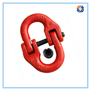 High Quality Drop Forged Alloy Steel Grade80 Connecting Link