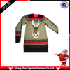 16FZCS10 Applique Reindeer ugly christmas sweater custom christmas sweater for adults