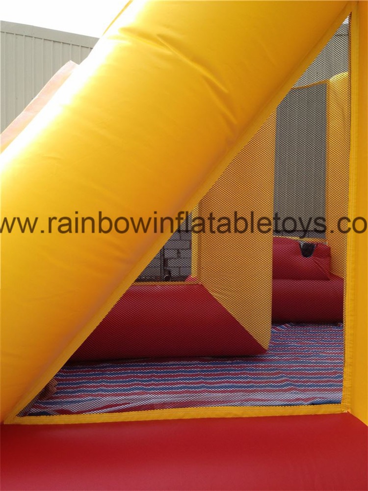 RB10005(8x5x2.2m) Inflatable Giant Human Football Table For Fun