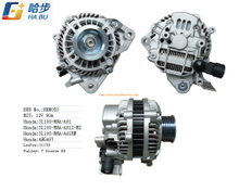 100% New Alternator for Honda 31100-Rna-A01 Lester: 11176
