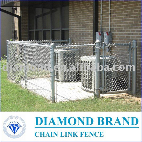 Steel Residential Fence